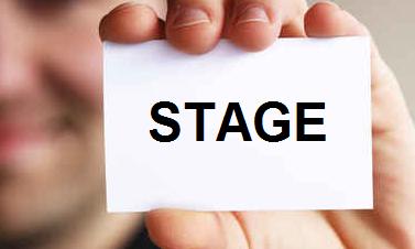 """Atelier """"Trouver un stage"""""""