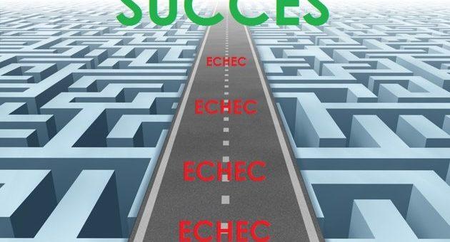 Comment l'échec mène à la réussite ?