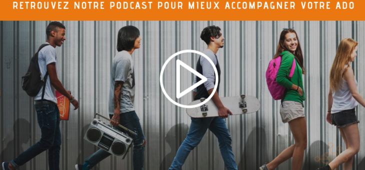 Podcast Espace Impulsion pour mieux accompagner vos ado dans leur choix d'avenir
