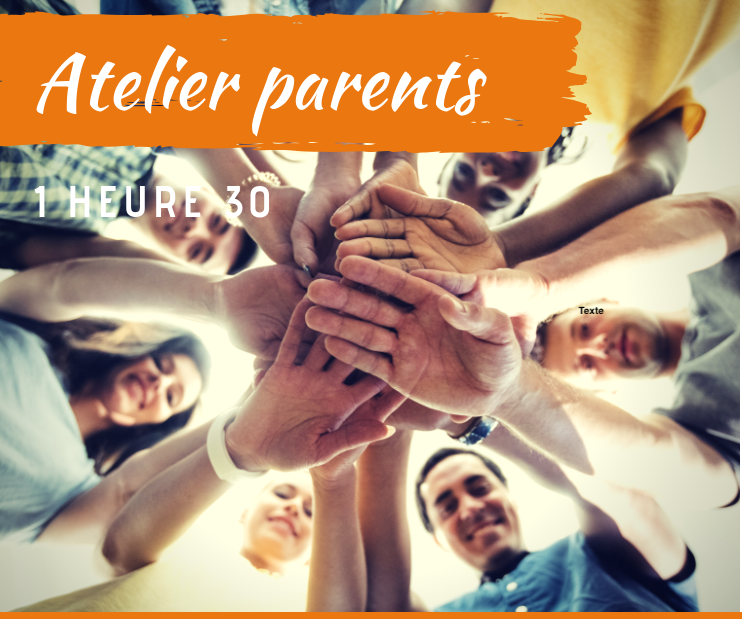 Ateliers Parents Espace Impulsion