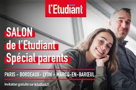 Espace Impulsion présent au salon de l'étudiant spécial parents à Lyon