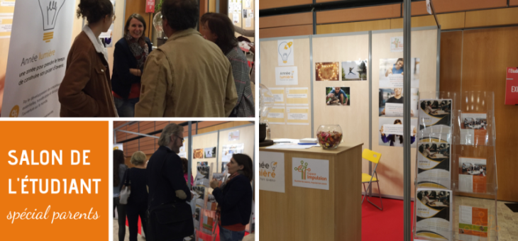 Salon de l'étudiant spécial parents à Lyon