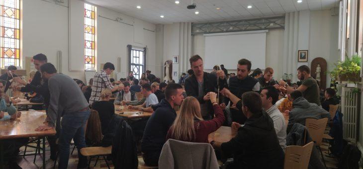 Séminaire d'intégration pour les 3ème année de Sup' la Mache