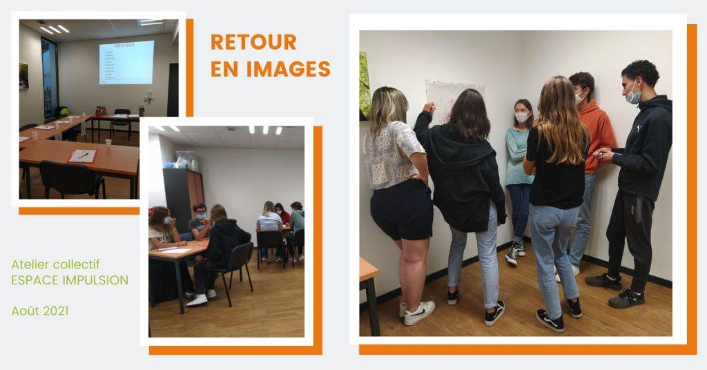 Stage Lycéens Aout 2021